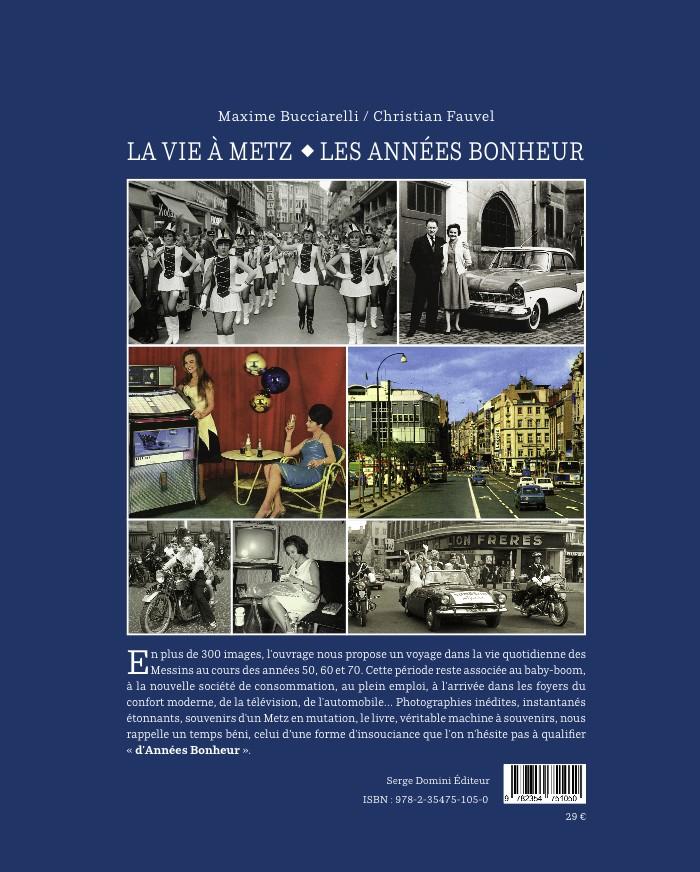 La Vie à Metz - Les Années Bonheur - Arrière